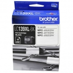 Brother LC139XLBK Black High Yield Ink Cartridge