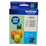 Brother LC231C Cyan Ink Cartridge