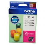 Brother LC231M Magenta Ink Cartridge