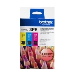 Brother LC73 Colour Ink Cartridge Value Pack - Cyan, Magenta & Yellow