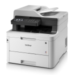 Brother MFCL3770CDW 24ppm Colour Laser Duplex Wireless Multifunction Printer + 4 Year Warranty Offer! + $150 Cashback!