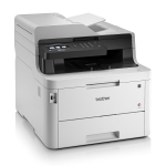 Brother MFCL3770CDW 24ppm Colour Laser Duplex Wireless Multifunction Printer + 4 Year Warranty Offer! + $100 Cashback!