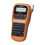Brother PTE110VP Industrial Durable Handheld Label Maker