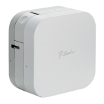 Brother PTP300BT P-Touch CUBE Bluetooth Label Maker + $50 Cashback!