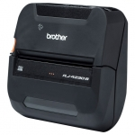 Brother Rugged Jet RJ-4230B Direct Thermal USB Bluetooth Mobile Label & Receipt Printer
