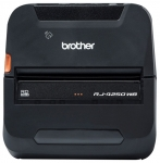 Brother Rugged Jet RJ-4250WB Direct Thermal USB Bluetooth Mobile Label & Receipt Printer