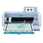 Brother SDX1200 ScanNCut Wireless Hobby Fabric & Paper Cutting Machine + $100 Cashback!