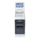 Brother TD2120N Desktop Thermal Label & Receipt Printer