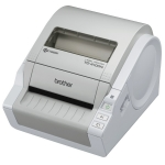 Brother P-Touch TD4100N Desktop Network Barcode & Label Printer
