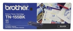 Brother TN155BK Black High Yield Toner Cartridge
