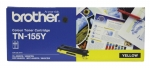 Brother TN155Y Yellow High Yield Toner Cartridge
