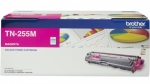 Brother TN255M Magenta High Yield Toner Cartridge