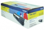 Brother TN340Y Yellow Toner Cartridge