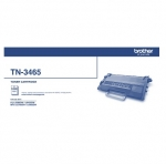 Brother TN3465 Black Super High Yield Toner Cartridge