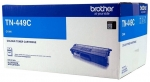 Brother TN449C Cyan Ultra High Yield Toner Cartridge