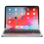 Brydge Pro 11.0 Bluetooth Keyboard for iPad Pro 11 Inch - Silver
