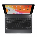 Brydge 10.2 Bluetooth Keyboard for 10.2 Inch iPad (7th Gen) - Space Grey