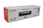 Canon CART316C Cyan Toner Cartridge for LBP-5050N