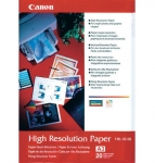 Canon HR-101 Matte High Resolution A3 110gsm Photo Paper - 20 Sheets