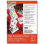 Canon HR-101 High Resolution Letter 110gsm Photo Paper - 200 Sheets