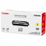 Canon CART317Y Yellow Toner Cartridge