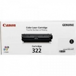 Canon CART322BK Black Toner Cartridge