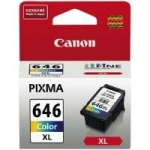 Canon CL-646XL Tri-Colour High Yield Ink Cartridge
