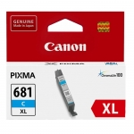 Canon CLI-681 Cyan High Yield Ink Cartridge