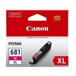 Canon CLI-681 Magenta High Yield Ink Cartridge