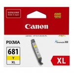 Canon CLI-681 Yellow High Yield Ink Cartridge