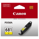 Canon CLI-681 Yellow Ink Cartridge