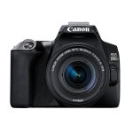 Canon EOS 200D II 24.1 Megapixel Digital Camera with 18-55 STM Single Lens Kit