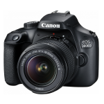 Canon EOS 3000D 24.1 Megapixel Digital Camera with 18-55 Single Lens Kit
