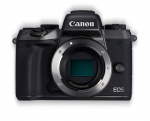 Canon EOS M5 Camera + EF-M 15-45mm f3.5-6.3 IS STM Lens