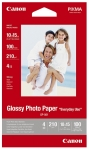 Canon GP-501 4X6 Glossy 102x152mm 210gsm Photo Paper - 100 Sheets