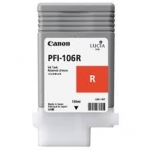 Canon PFI-106R Red Ink Cartridge for IPF6300 and IPF6400