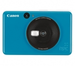 Canon Inspic C 5 Megapixel 2-in-1 Instant Camera & Mini Photo Printer - Seaside Blue