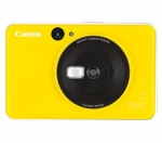 Canon Inspic C 5 Megapixel 2-in-1 Instant Camera & Mini Photo Printer - Bumble Bee Yellow