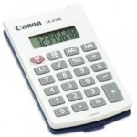 Canon LC210L 8 Digit Small Handheld Calculator
