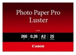 Canon LU-101 Pro Luster A2 260gsm Photo Paper - 25 Sheets