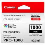 Canon PFI-1000R Photo Black 80ml Ink Tank Cartridge