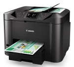 Canon MAXIFY MB5460 Business 24ipm Wireless Inkjet Multifunction Printer + $50 Cashback!
