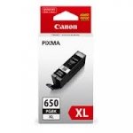 Canon PGI-650XL Pigment Black High Yield Ink Cartridge