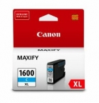 Canon PGI-1600XL Cyan High Yield Ink Cartridge