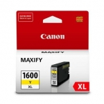 Canon PGI-1600XL Yellow High Yield Ink Cartridge
