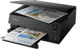 Canon PIXMA HOME TS6360 15.0ipm Wireless Inkjet Multifunction Printer - Black