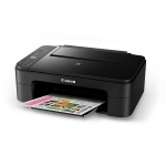 Canon PIXMA TS3360 7.7ipm Wireless Inkjet Multifunction Printer - Black