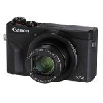 Canon Powershot G7X III 20.1 Megapixel 4.2x Optical Zoom Digital Camera - Black