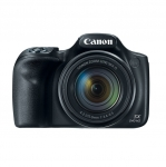 Canon PowerShot SX540HS 20.3 Megapixel 50x Optical Zoom Digital Camera - Black
