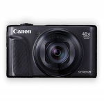 Canon PowerShot SX740HS 20.3 Megapixel 40x Optical Zoom Digital Camera - Black + 32GB SD Card!
